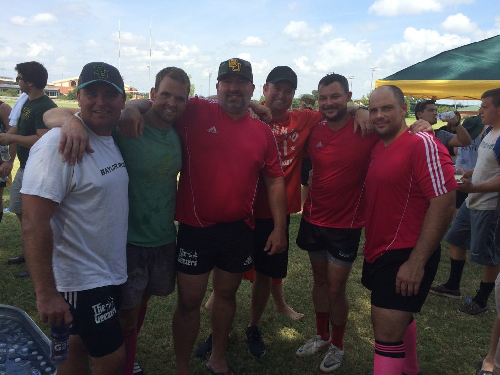 Baylor Rugby Kicks off Season Sept 1st With Annual Alumni Match
